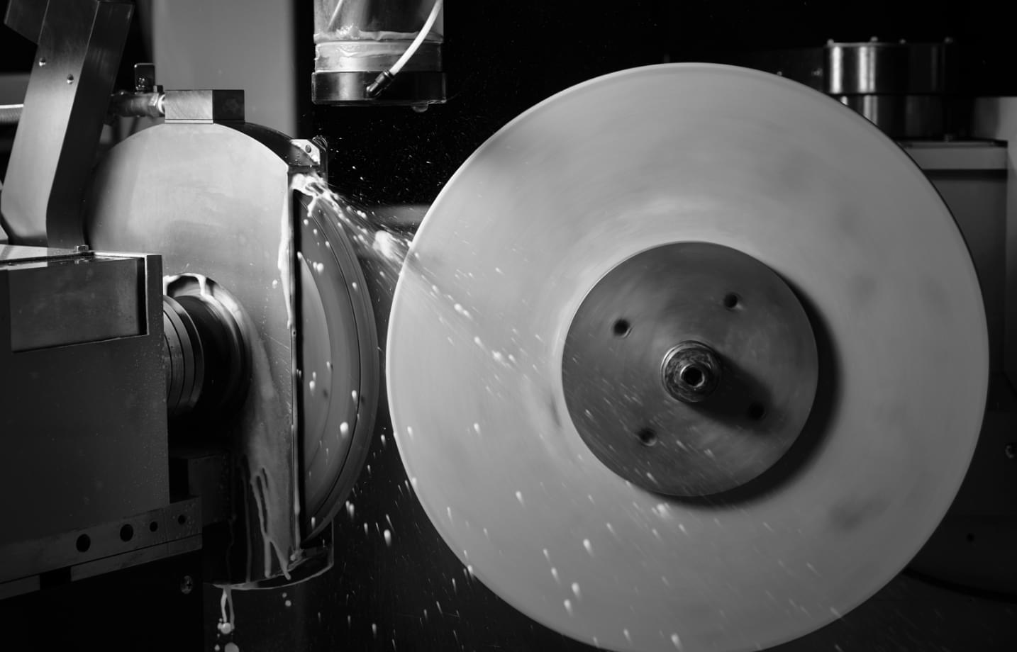 機械加工の写真
